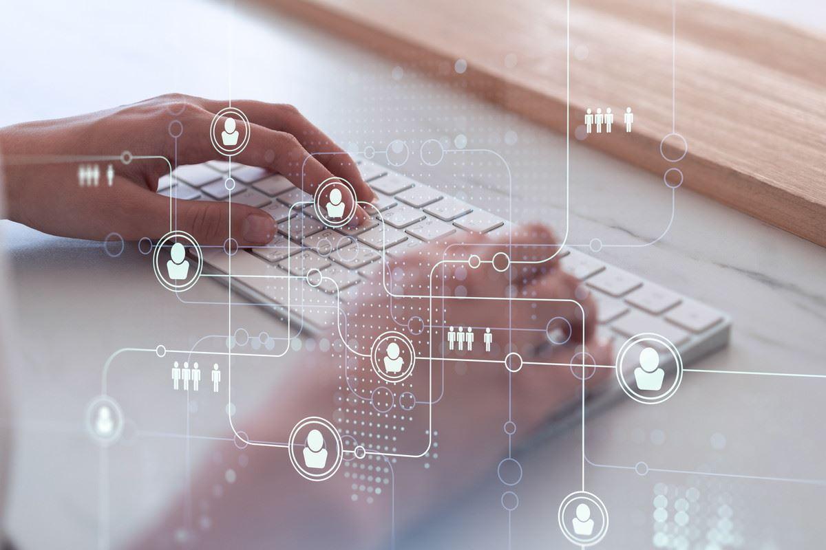顧客管理システムのイメージ