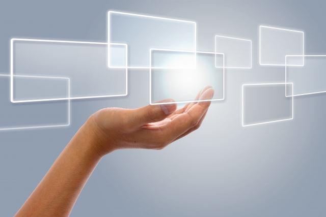 営業支援ツールのイメージ